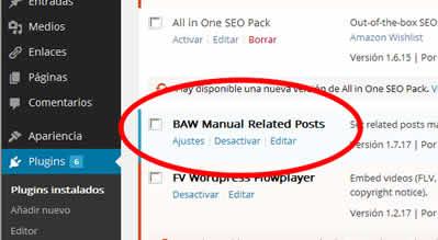 Plugins Para Paginas Web