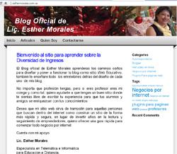 Blog para enseñar