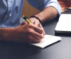 ¿Con qué frecuencia escribir en el BLOG?